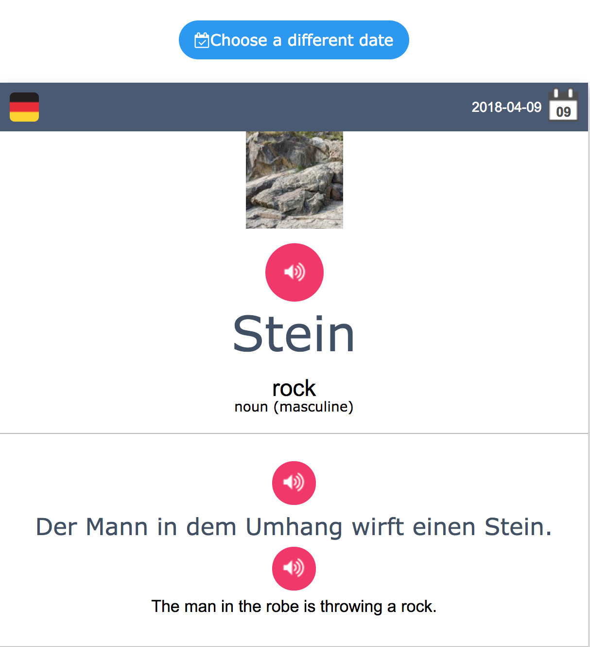 learn german in 5 minutes