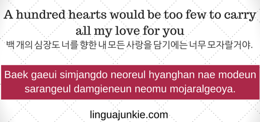 korean phrases linguajunkie