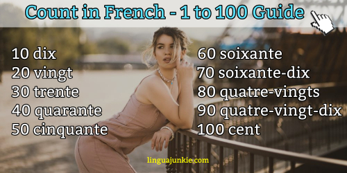 Counting in french 1 to 100 (1)