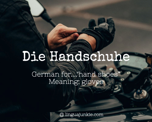Die Handschuhe