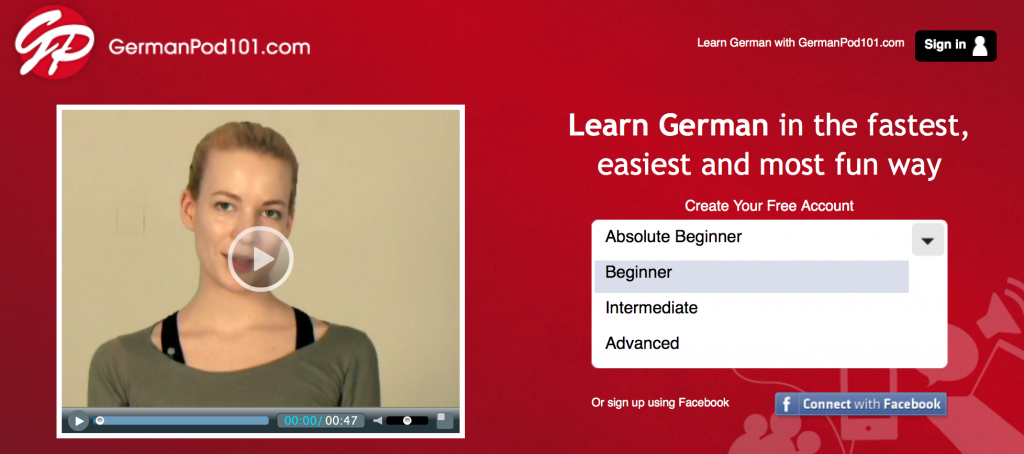 GermanPod101 Review by Linguajunkie.com