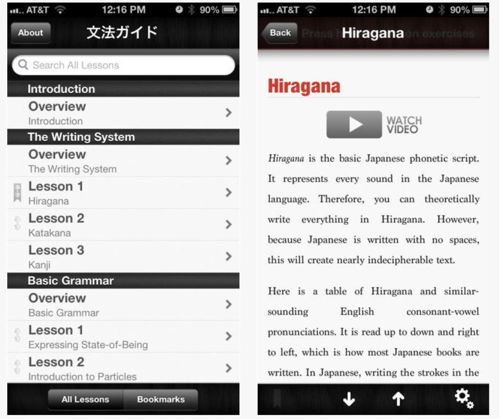 best japanese learning apps