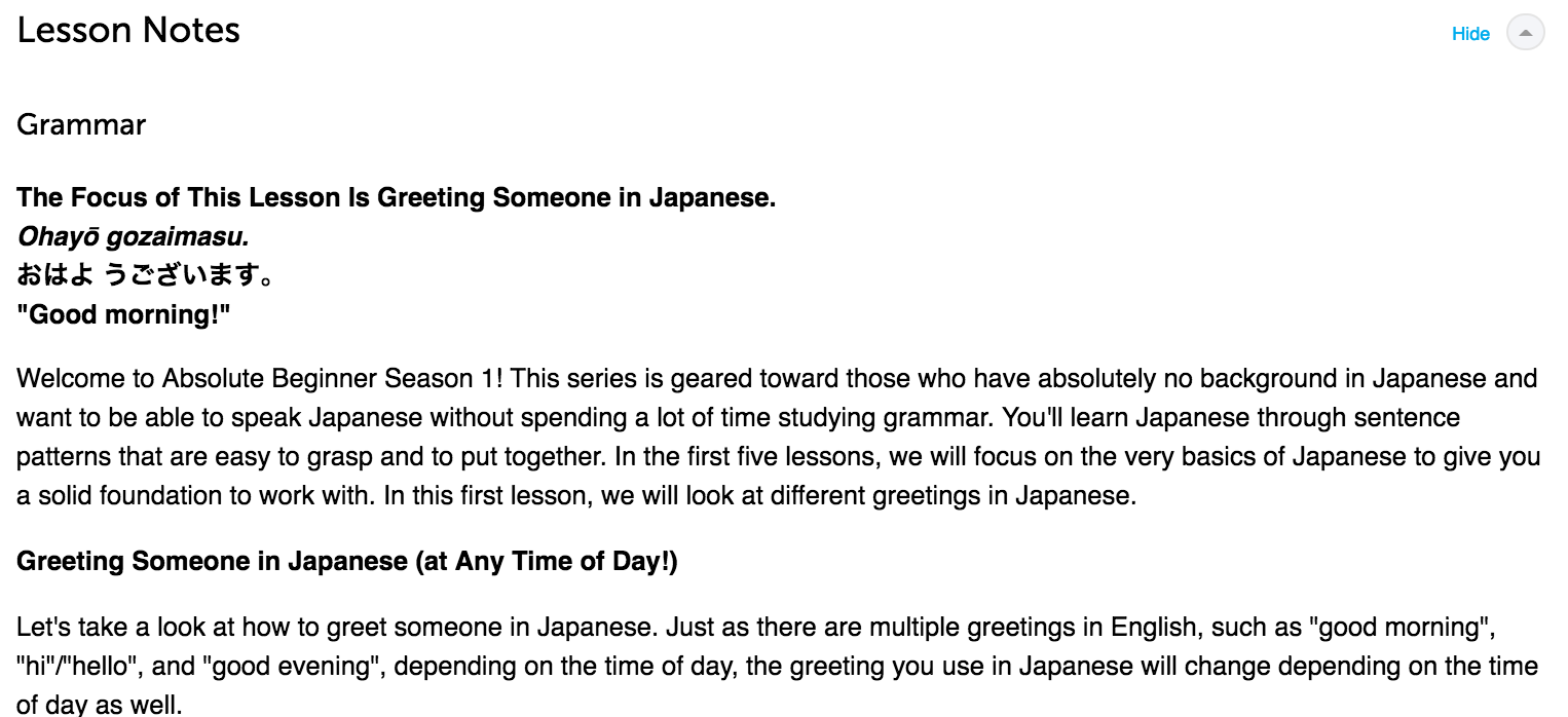Japanesepod101 Review Learn Japanese Conversations