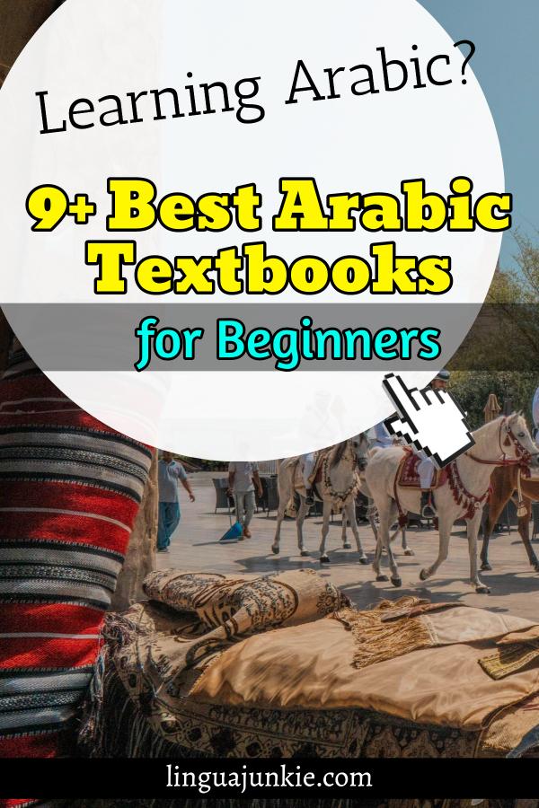best arabic textbooks