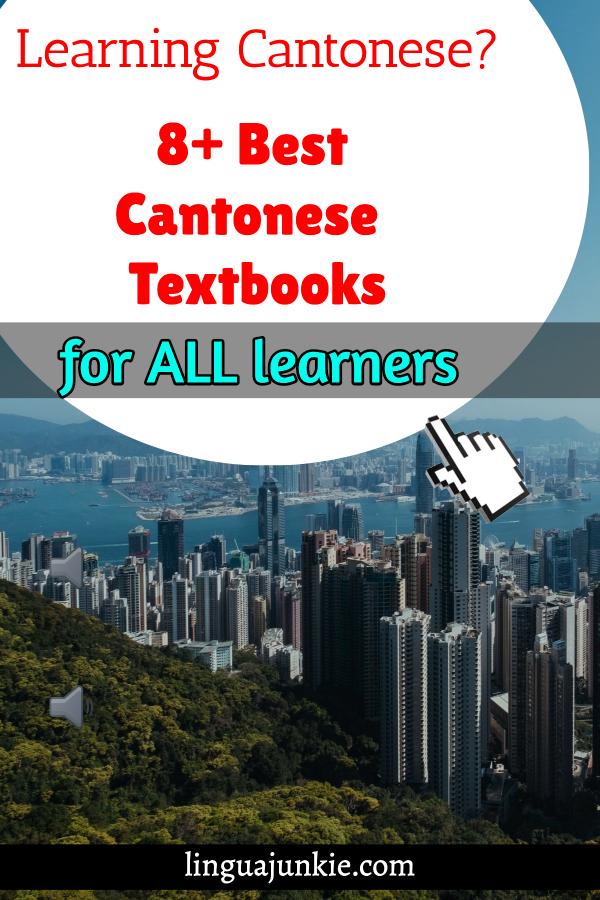 best cantonese textbooks