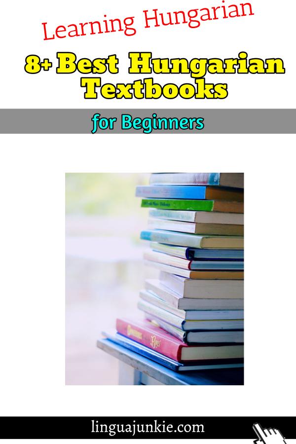 best hungarian textbooks