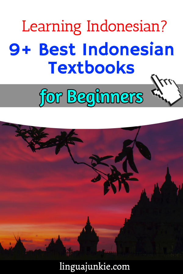 best indonesian textbooks
