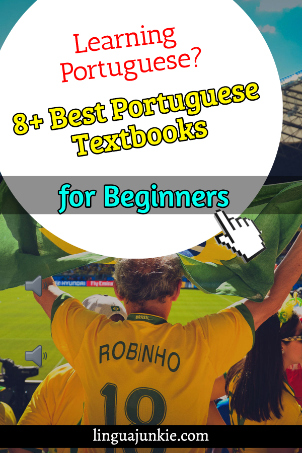 best portuguese textbooks