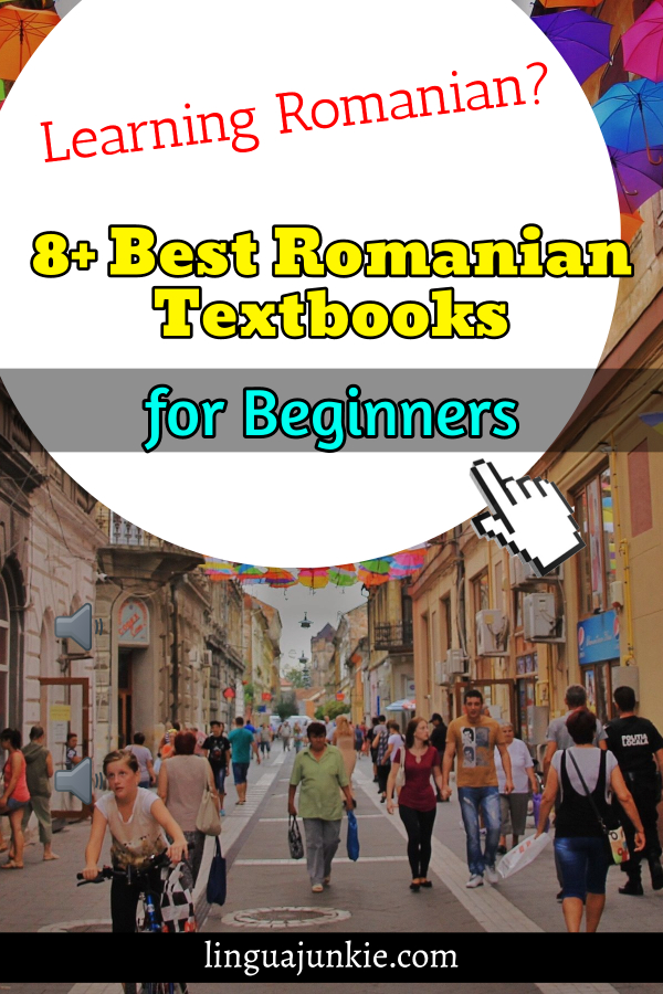 best romanian textbooks