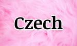 czech word of the day