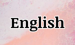 english word of the day esl