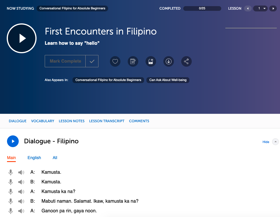 filipinopod101 review