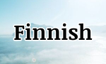 finnish word of the day