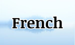 french word of the day