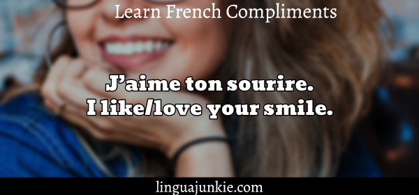 french compliments