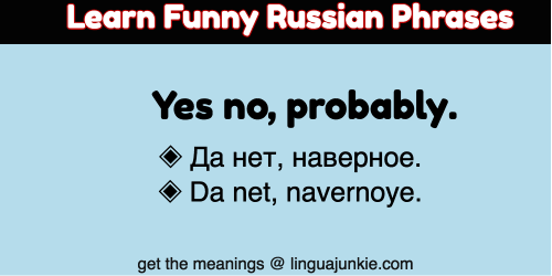 Top 10 funny russian phrases sayings you should know 2 hands do not reach to look m4hsunfo