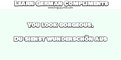 Compliments for girl