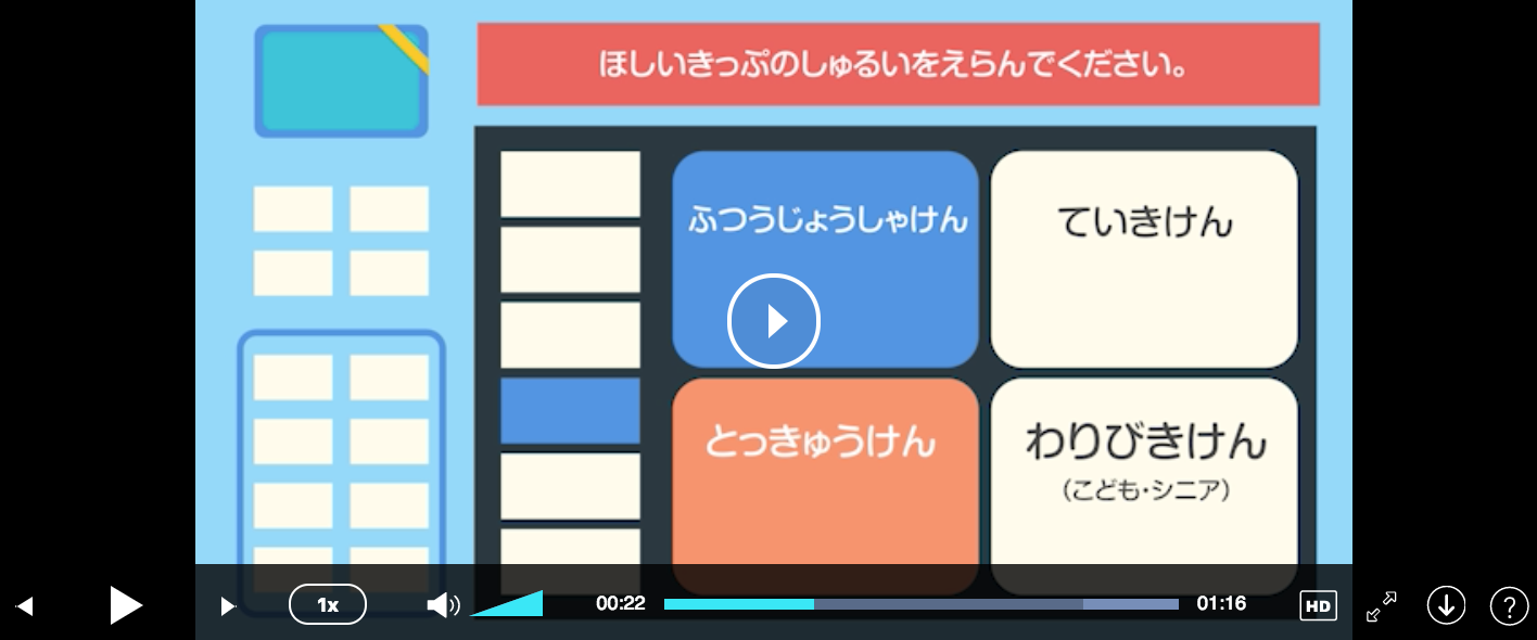 japanese reading practice 1