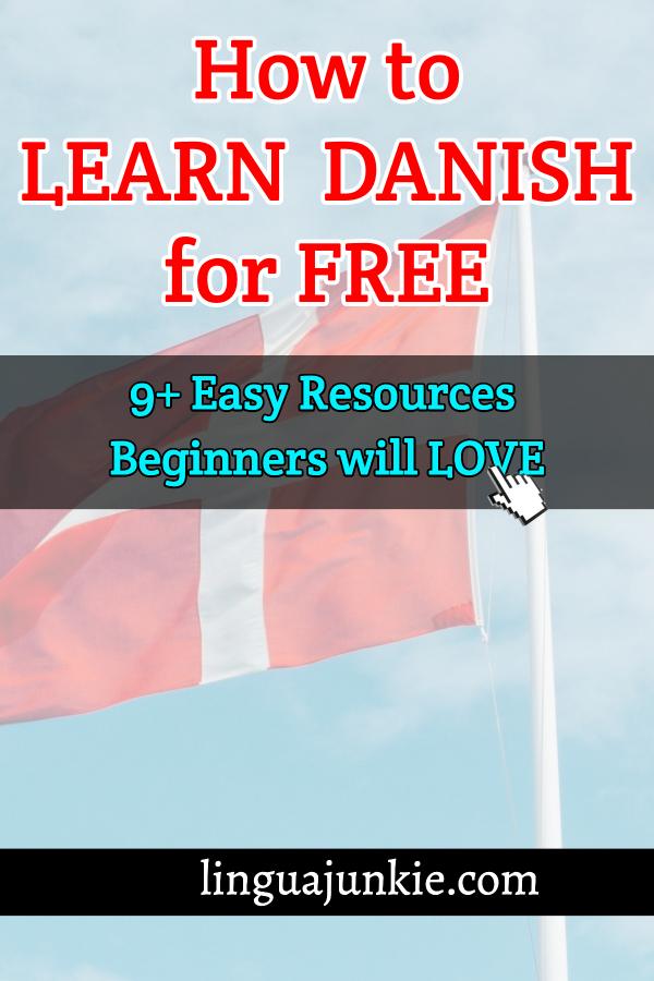 learn danish online free