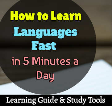 learn language fast