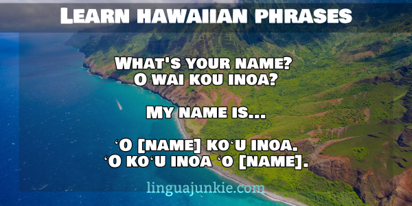 my name in hawaiian