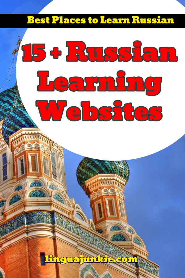 russian learning websites