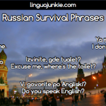 Russian Survival Phrases: 15 Phrases You MUST Know. Pt.3