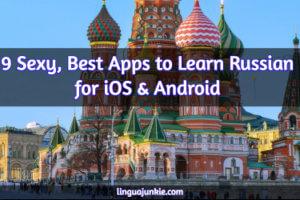 best russian learning apps