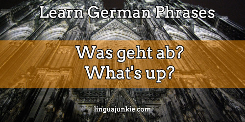 Hey Good Morning In German : Awesome ways to say hello in german greetings
