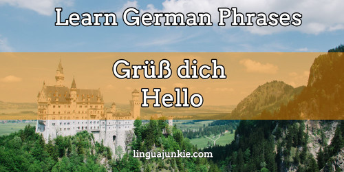 how to say 7 in german
