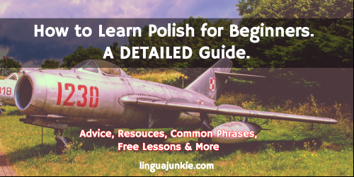 Why learning Polish can be hard - YouTube