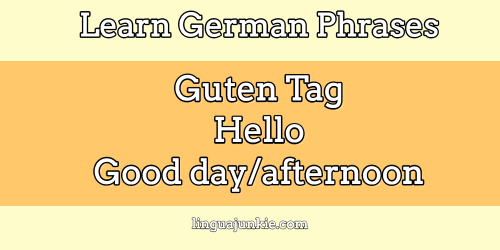 16 awesome ways to say hello in german german greetings say hello in german greetings m4hsunfo