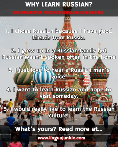 why learn russian